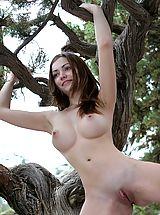 Femjoy - Olena in Garden Of Eden