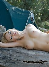 Lia - Nude Camper