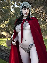 WoW nude vera medieval pussy skin