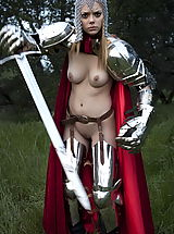 WoW nude leia ranger of the forest