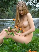 Femjoy - Kinga in The Lady Of The Lake
